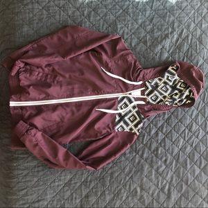 Juniors XS Empyre windbreaker jacket